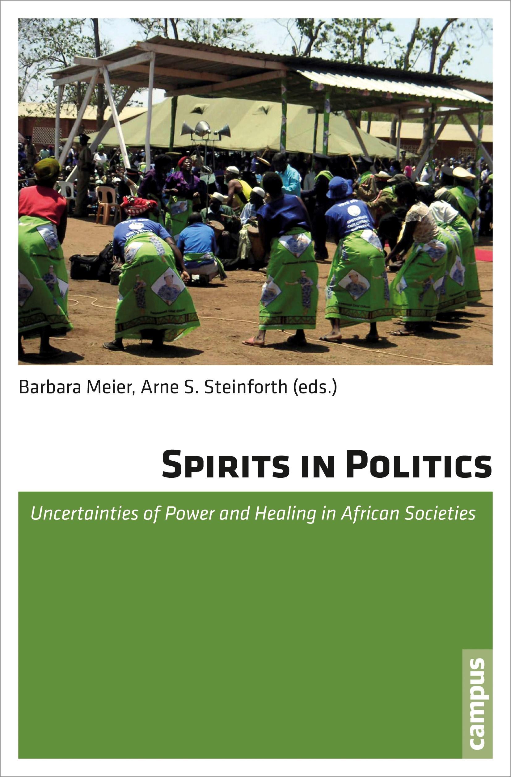 Abbildung von Meier / Steinforth | Spirits in Politics | 2013