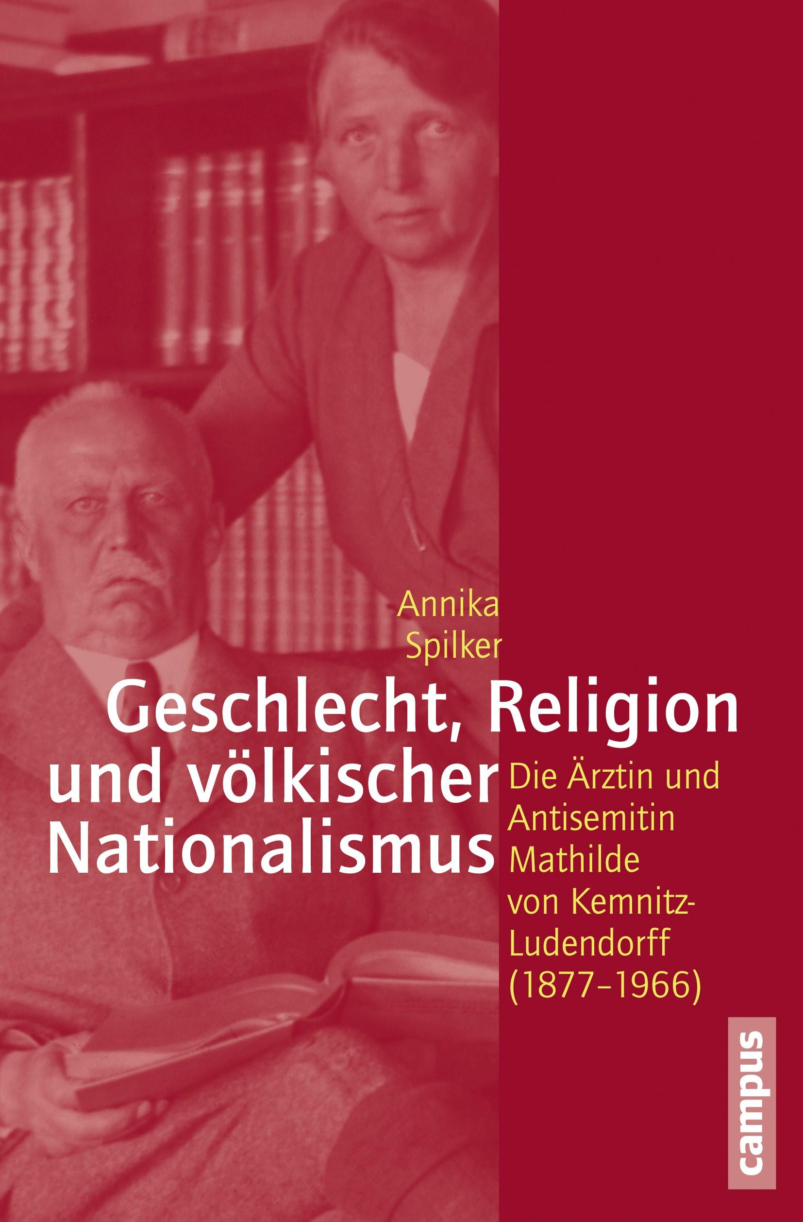 Abbildung von Spilker | Geschlecht, Religion und völkischer Nationalismus | 2013