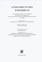 Abbildung von Schmid | Band VI: M–N. 9. Lieferung (minnon bis mit) | 2013