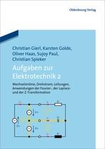 Abbildung von Spieker / Haas / Golde | Aufgaben zur Elektrotechnik 2 | 2013