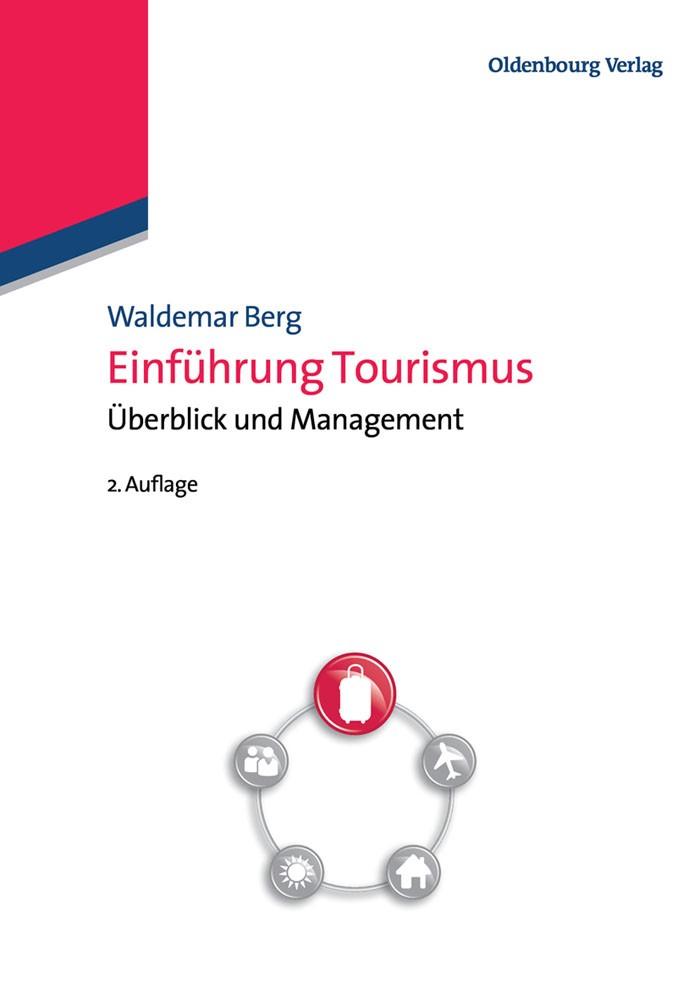 Einführung Tourismus | Berg, 2013 | Buch (Cover)
