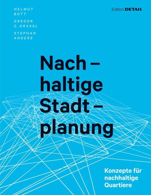 Nachhaltige Stadtplanung | Bott / Grassl, 2015 | Buch (Cover)