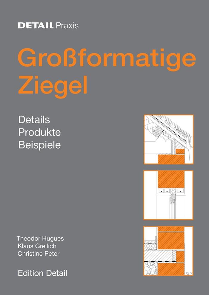 Abbildung von Hugues / Greilich / Peter | Großformatige Ziegel | 2003
