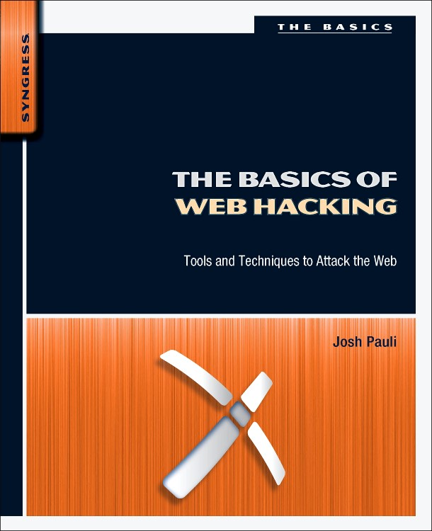 Abbildung von Pauli | The Basics of Web Hacking | 2013