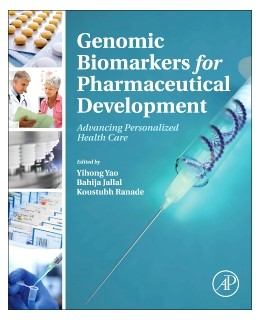 Abbildung von Yao / Jallal / Ranade | Genomic Biomarkers for Pharmaceutical Development | 2013 | Advancing Personalized Health ...