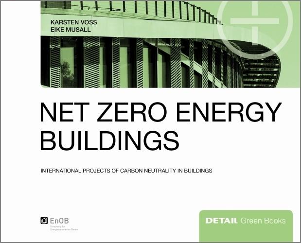 Abbildung von Voss / Musall | Net zero energy buildings | 2013