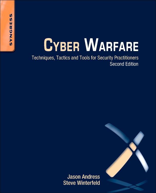 Abbildung von Andress / Winterfeld   Cyber Warfare   2013