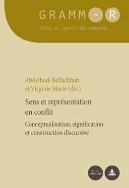 Abbildung von Marie / Bellachhab | Sens et représentation en conflit | 2013 | Conceptualisation, significati... | 12
