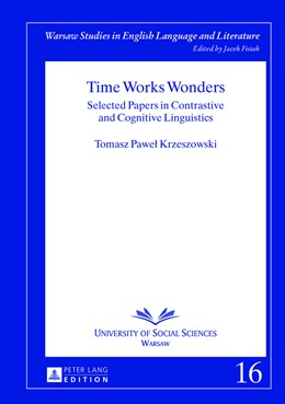 Abbildung von Krzeszowski | Time Works Wonders | 2013 | Selected Papers in Contrastive... | 16