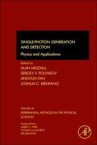 Abbildung von Single-Photon Generation and Detection   2013