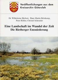 Abbildung von Herbort / Bröskamp / Rüther | Die Rietberger Emsniederung | 1999