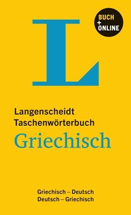 Abbildung von Langenscheidt | Langenscheidt Taschenwörterbuch Griechisch | 2013 | Griechisch-Deutsch/Deutsch-Gri...