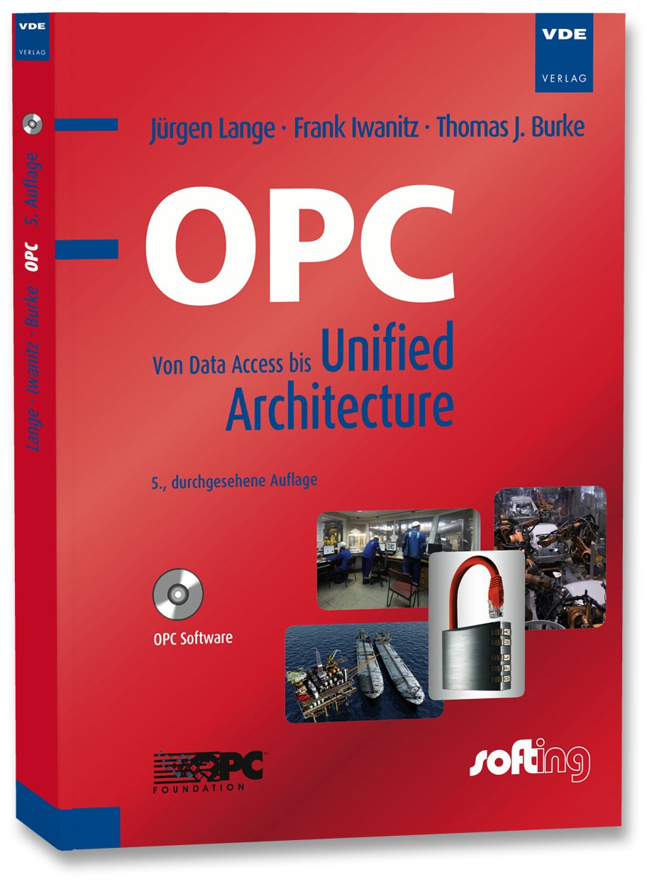 OPC | Lange / Iwanitz / Burke | 5. Auflage, 2013 (Cover)