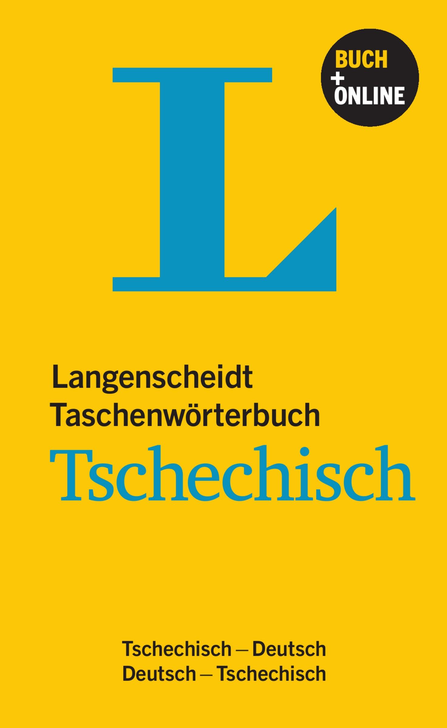 Abbildung von Langenscheidt | Langenscheidt Taschenwörterbuch Tschechisch | 2013