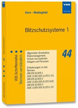 Abbildung von Kern / Wettingfeld | Blitzschutzsysteme 1 | Neuerscheinung | 2014 | Allgemeine Grundsätze · Risiko... | 44