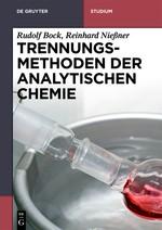 Abbildung von Bock / Nießner   Trennungsmethoden der Analytischen Chemie   2014
