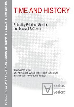 Abbildung von Stadler / Stöltzner | Time and History | 2013 | Proceedings of the 28. Interna... | 1