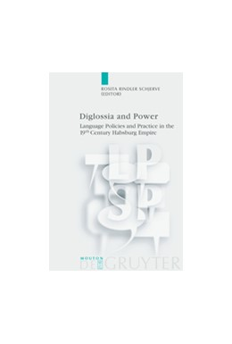 Abbildung von Rindler Schjerve | Diglossia and Power | Reprint 2013 | 2003 | 9