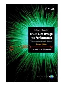 Abbildung von Pitts / Schormans   Introduction to IP and ATM Design and Performance   2. Auflage   2000