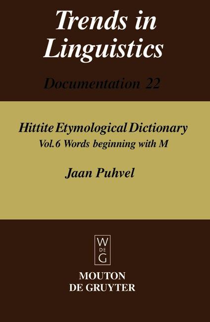 Abbildung von Puhvel | Words beginning with M | 2004