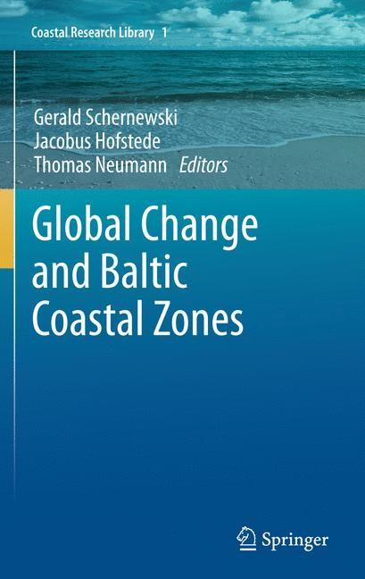 Abbildung von Schernewski / Hofstede / Neumann   Global Change and Baltic Coastal Zones   2013