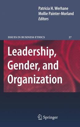 Abbildung von Werhane / Painter-Morland | Leadership, Gender, and Organization | 2013