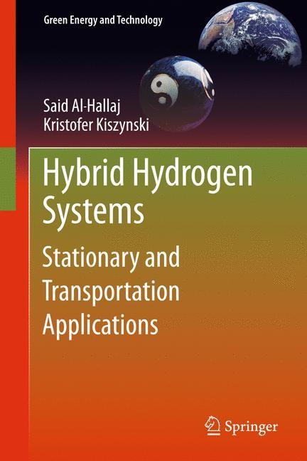 Abbildung von Al-Hallaj / Kiszynski | Hybrid Hydrogen Systems | 2013