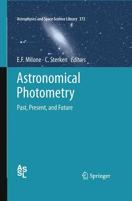Abbildung von Milone / Sterken | Astronomical Photometry | 2013