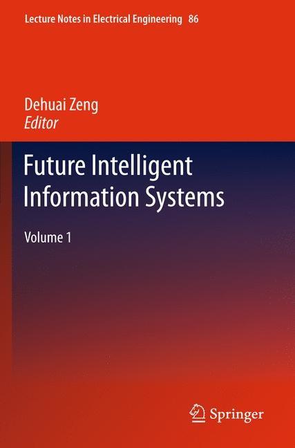 Abbildung von Zheng | Future Intelligent Information Systems | 2013
