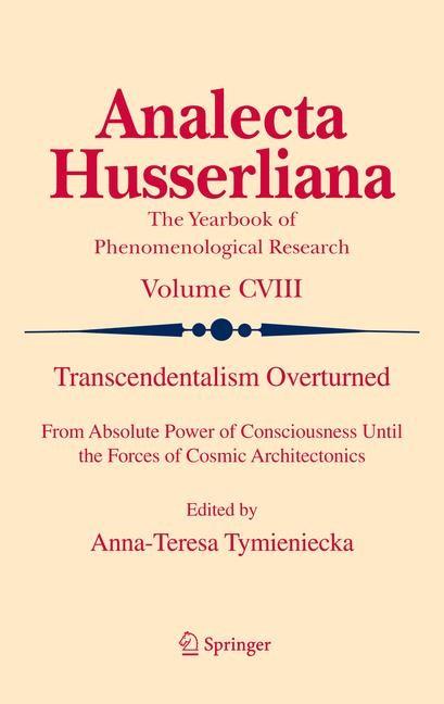 Abbildung von Tymieniecka | Transcendentalism Overturned | 2013