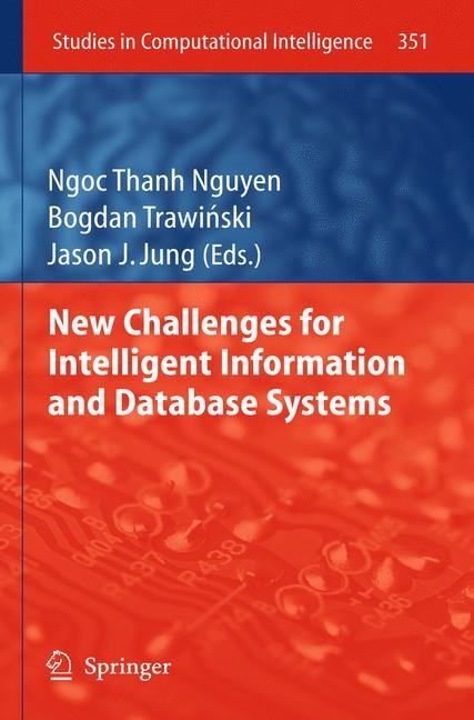 Abbildung von Nguyen / Trawinski / Jung   New Challenges for Intelligent Information and Database Systems   2013