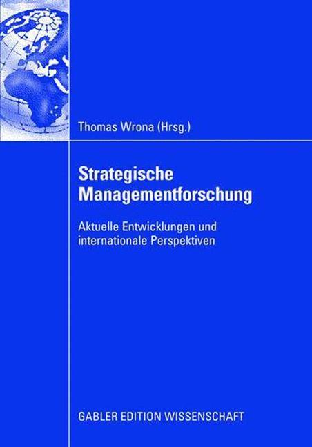 Abbildung von Wrona   Strategische Managementforschung   2009   2008