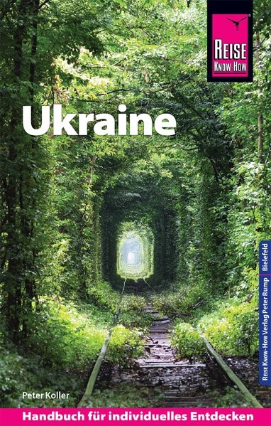 Reise Know-How Ukraine | Jungius / Koller | 1. Auflage, 2019 | Buch (Cover)