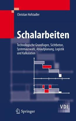 Abbildung von Hofstadler | Schalarbeiten | 2008