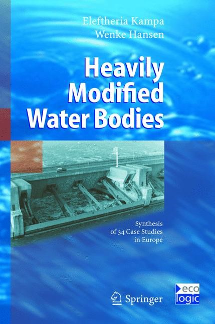 Heavily Modified Water Bodies | Kampa / Hansen, 2004 | Buch (Cover)