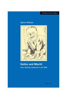 Abbildung von Klötzer | Satire und Macht | 2005