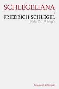 Friedrich Schlegel | Müller | 1. Auflage 2015, 2015 | Buch (Cover)