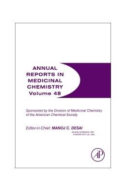 Abbildung von Annual Reports in Medicinal Chemistry | 2013 | 48