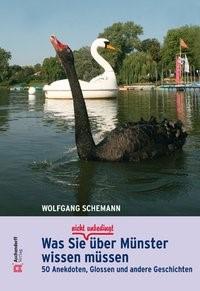 Abbildung von Schemann | Was Sie (nicht unbedingt) über Münster wissen müssen | 2013