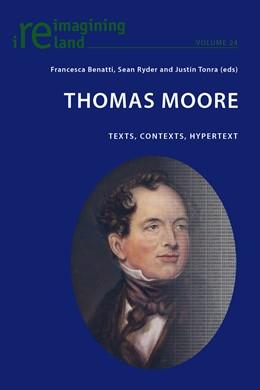 Abbildung von Benatti / Tonra / Ryder | Thomas Moore | 2013 | Texts, Contexts, Hypertext | 24