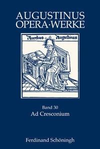 Abbildung von Josef Sieben | Ad Cresconium - An Cresconius | 1. Aufl. 2014 | 2014