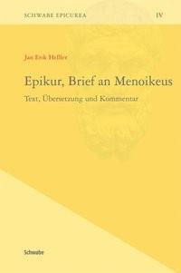 Abbildung von Rother / Heßler / Erler | Epikur, Brief an Menoikeus | 2014