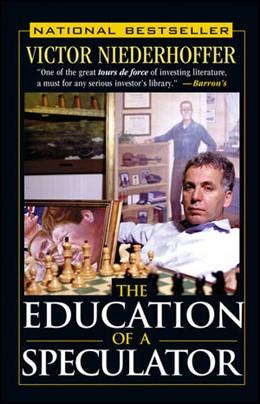 Abbildung von Niederhoffer   The Education of a Speculator   1998