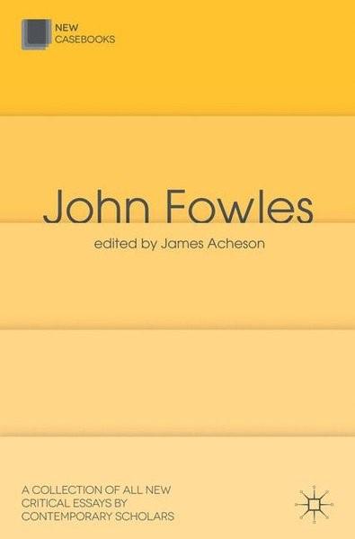 John Fowles | Acheson | 2013, 2013 | Buch (Cover)