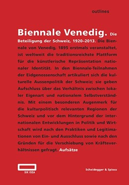 Abbildung von Krähenbühl / Wyss   Biennale Venedig / 2 Bde   2013   Die Beteiligung der Schweiz, 1...