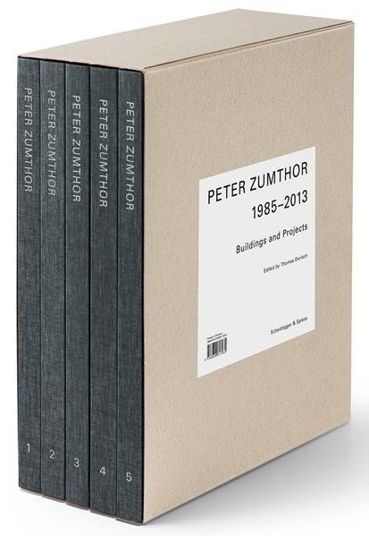 Peter Zumthor   Durisch, 2014   Buch (Cover)