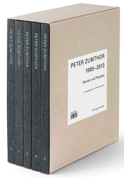 Abbildung von Zumthor | Peter Zumthor | 2014