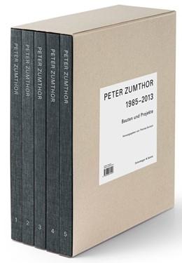 Abbildung von Zumthor | Peter Zumthor | 2014 | Bauten und Projekte 1985-2013