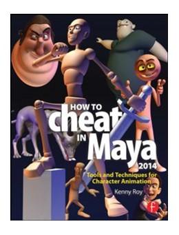 Abbildung von Roy   How to Cheat in Maya 2014   1. Auflage   2013   beck-shop.de
