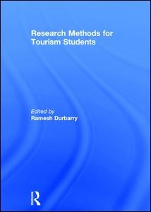Research Methods for Tourism Students | Durbarry, 2017 | Buch (Cover)